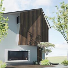 不動産・住宅/住まい/家/木造/2階建て/コンパクトハウス/... 木造2階建て住宅 コンパクトハウスの提案…