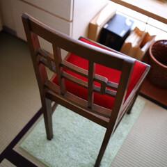 和室/書斎/ワークスペース/趣味部屋/趣味/デスク/... 趣味空間としての和室。デスクと壁付け収納…