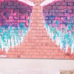 お出かけ/標識/アート/ハンバーガー/夏の思い出/横浜/... 横浜のマリン&ウォークへ行きました。 ア…(2枚目)