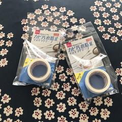 便利アイテム/暮らし/マスキングテープ/マステ/カビ汚れ防止マスキングテープ/カビ予防/... 100円ショップダイソーで販売している …