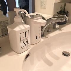 サラヤ エレフォームポット (ハンドケア)を使ったクチコミ「お気に入りの自動ハンドソープ エレフォー…」