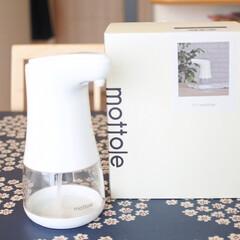 衛生的/暮らし/シンプルライフ/シンプルな暮らし/シンプル/自動/... 最近楽天で購入したmottoleの 自動…