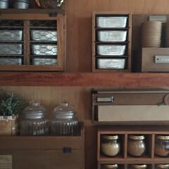 トレイリメイク/トレイ/簡単DIY/簡単リメイク/リメイク/100均DIY/... キッチンには欠かせないキッチンペーパー!…