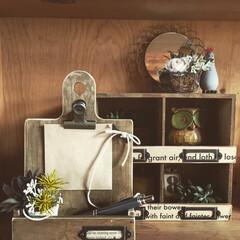 フェイクフラワー/木工/木/カッティングボード/材料/メモスタンド/... おはようございます! カッティングボード…