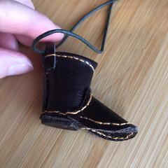 ネックレス/皮製品/ブーツ/ハンドメイド/インテリア/ファッション (3枚目)