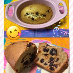 パウンドケーキ/スイーツ 久びさに パウンドケーキ焼きました。  …