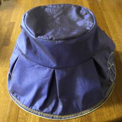 ダンガリー帽子 初めて 帽子👒 作りに挑戦しました😰 型…