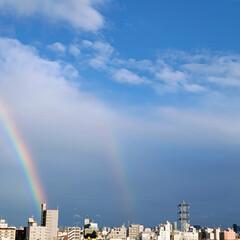 風景/空/虹 🌴🌺⛱🌼🐠🌴💓  🌈☀️晴れて🌈♡が〜〜…