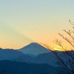 高尾山/富士山/夕やけ 🌈🌴🌺🦚🐠🌴💓  こんばんは(*^▽^*…