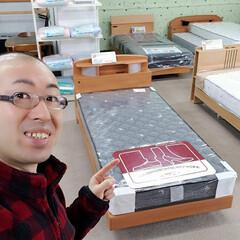 寝心地/家具選び/マットレス/ベット/ベッド/家具/... お店でベッドを選ぶ時、ちゃんとマットレス…
