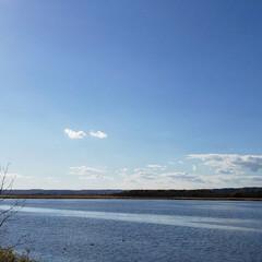 湖/釧路湿原/標茶/道東/北海道/ひらた家具店 そういえば昨日投稿し忘れた写真を(笑) …