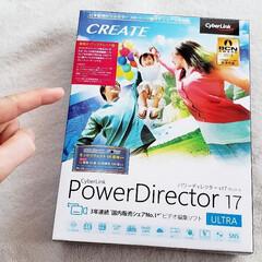 PowerDirector 17 ULTRA 乗り換え・アップグレード版 映像 動画 ムービー 作成ソフト(動画、画像、音楽ソフト)を使ったクチコミ「ついに店長、パソコン用の動画編集ソフトを…」