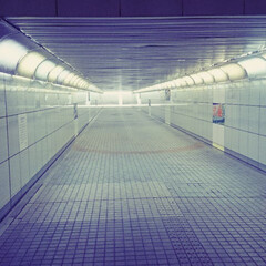 釧路/トンネル/地下歩道/道/ひらた家具店 【店長の個人的な好み】 これ「地下歩道」…