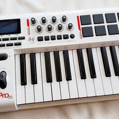 MIDIキーボード/音楽/趣味/ひらた店長/店長/ひらた家具店 ちょっと前に購入した「MIDIキーボード…