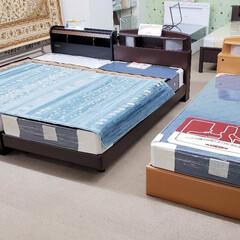 配達/ベット/ベッド/ひらた家具店 こちらはひらた家具店のベッド売り場。  …