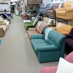 ソファー選び/ソファ/ソファー/家具選び/家具/ひらた家具店 お店でソファーを選ぶ時には、ぜひ色んなソ…