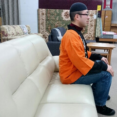 ひらた家具店/平田家具店/家具/ソファ/ソファー/家具選び/... 店頭とかでソファーを選ぶ時、試しに座って…