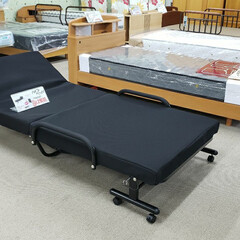 選び方/折りたたみ/折りたたみベッド/ベッド/家具/平田家具店/... 一番手前のベッドは折りたたみできる「折り…