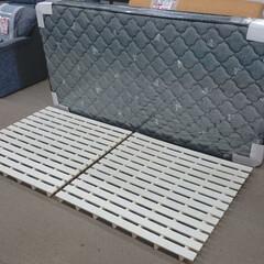 湿気/スノコ/マットレス/ベッド/平田家具店/ひらた家具店 ベッドのマットレスって、床に置いてそのま…