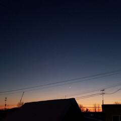 寒い/夕焼け/標茶/北海道/ひらた家具店 日本で一番寒いところは北海道の「陸別(り…