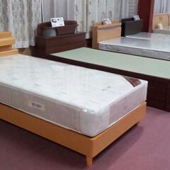ひらた家具店/平田家具店/家具/ベッド/ベット/ベッド選び/... こちらはひらた家具店のベッド売り場。  …