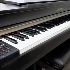 楽器/音楽/標茶/ありがたい/ピアノ/電子ピアノ/... お友達から、ひらた家具店に電子ピアノを寄…