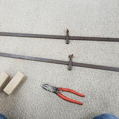 DIY/はたがね/組み立て/ハタガネ/クランプ/工具/... 店長が指差しているのは「ハタガネ」という…