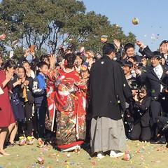 平成最後の1枚/晴天/お嫁ちゃんの教え子たち/たくさんの友人/和の結婚式/次男とお嫁ちゃん/... 平成最後の1番嬉しかった写真❣️今年の1…