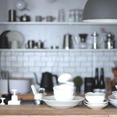 DIY/無印良品/ニトリ/イケア/住まい/キッチン/... 洗い物 拭きました!この作業に やたらハ…(1枚目)