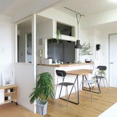 インテリア/DIY/雑貨/家具/無印良品/ニトリ/... 和室からリビング。ごく普通のマンション暮…