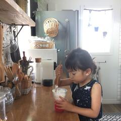かき氷/インテリア/グルメ/フード/スイーツ/雑貨/... まだまだ暑さは健在。 子供達のおやつはか…