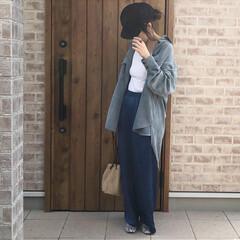 ビッグシルエット/コーデュロイシャツ/ファッション グリーンのコーデュロイシャツ🎶 ビッグシ…