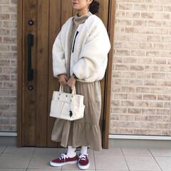 ニットワンピース/ボアジャケット/ファッション ボアジャケットは、フリークスストアの昨年…