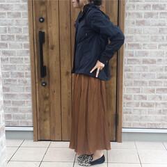 レオパード/マウンテンパーカー/ファッション マウンテンパーカー着回し🎶 NOLLEY…(1枚目)