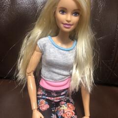 バービー人形/ダイエット/宅トレ/筋トレ/おしゃれ/暮らし 最近、お家で筋トレを毎日欠かさずがんばっ…