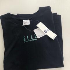 プチプラ/GU/ファッション GU購入品♡ ¥790安いッ♡  ELL…(1枚目)