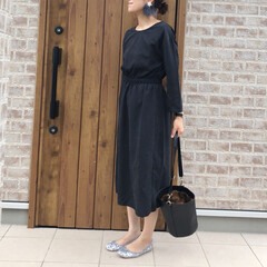 ママコーデ/ワンピース/ファッション kettycherie さんのワンピース…