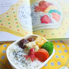 絵本/お弁当 『おべんとう』絵本の中から飛び出したぁ〜…