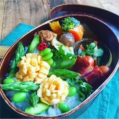 たんぽぽ/お弁当/おうちごはん/フード/グルメ/簡単弁当 たんぽぽの季節です。