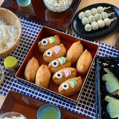 こいのぼり弁当/お昼ごはん/こいのぼり/鯉のぼり/ステイホーム/おうち時間/... (3枚目)