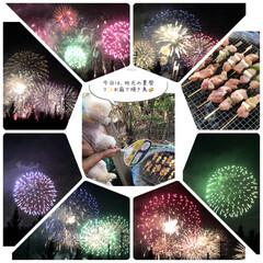 花火大会/夏祭り/トイプードル/プードル/ペット 先日の夏祭り!