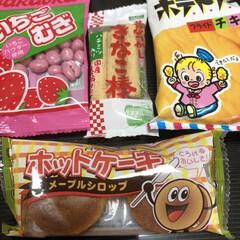 お菓子/懐かしい/駄菓子/おやつ/令和元年フォト投稿キャンペーン/フォロー大歓迎/... 駄菓子  懐かしい   やっぱり好き💖