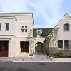 モデルハウス/二世帯/ツーバイフォー/輸入住宅/注文住宅 モデルハウス・ベルアッシュ