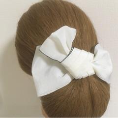 髪飾り/京都/花火大会/お祭り/着物/浴衣/... 夏祭りや花火大会に浴衣を着て、髪飾りでワ…(8枚目)