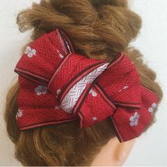 髪飾り/京都/花火大会/お祭り/着物/浴衣/... 夏祭りや花火大会に浴衣を着て、髪飾りでワ…(10枚目)