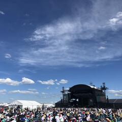 フェス/音楽/OTODAMA/ライブ/おでかけ/暮らし/... 大好きなフェスに行ってきました。 暑くて…