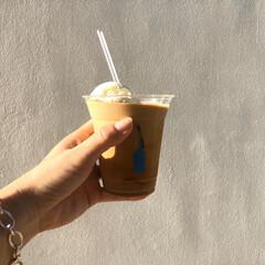 神戸/アイスコーヒー/コーヒー/冷たい飲み物選手権/おでかけ/暮らし/... ブルーボトルコーヒー♪     ※撮影許…