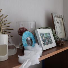 ウェーブ ハンディワイパー のびるタイプ 本体+2枚   ウェーブ(おしりふき、ウェットティッシュ)を使ったクチコミ「ハンディモップで部屋中のホコリを綺麗に✨…」