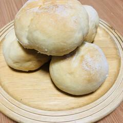 エアプランツ/スパニッシュモス/ミルクパン/ホームベーカリー/手作りパン/パン/... 今日のおうち時間〜♪  ①クラシルでふん…