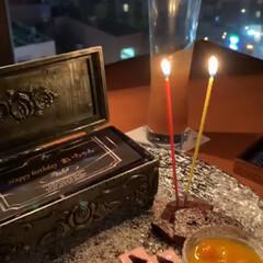 夜景/イタリアン/my birthday/おでかけ/グルメ おはようございます(*´∀`*)❤   …(2枚目)